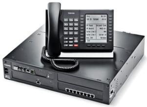 Toshiba Telephone System Engineer